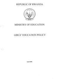 National Girls' Educational Policy